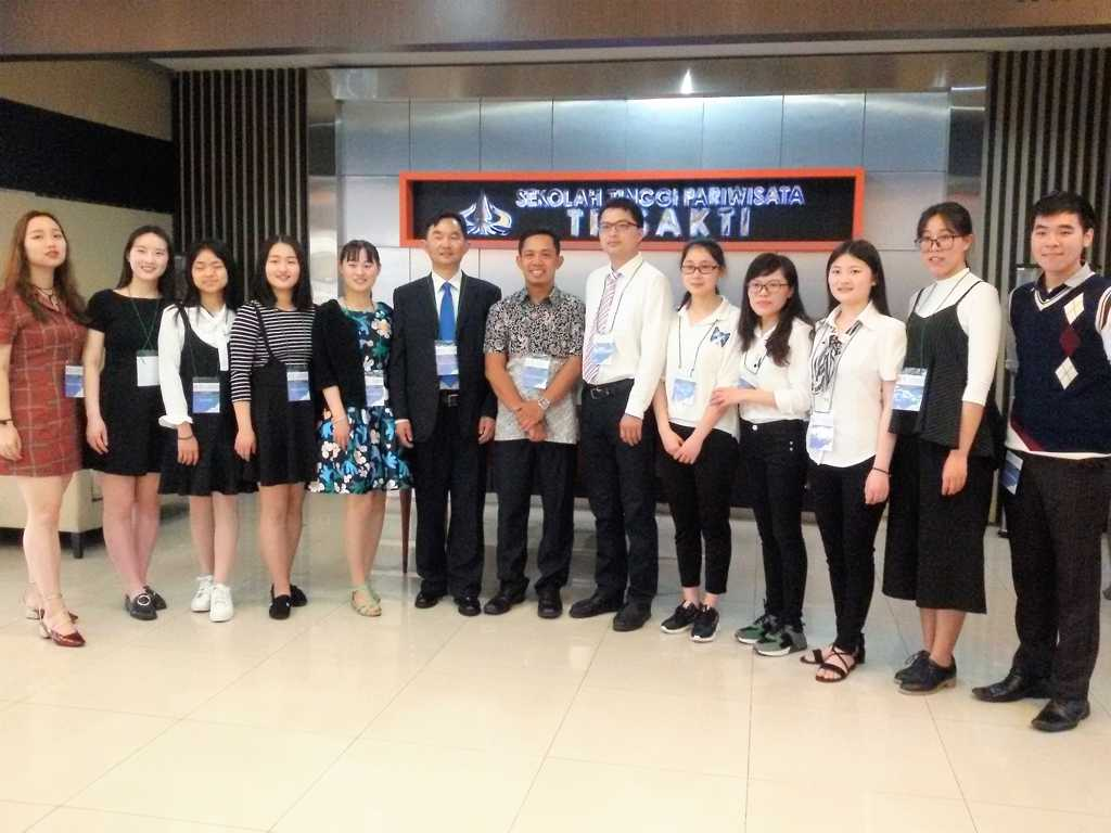 Students Exchange Wuxi-China